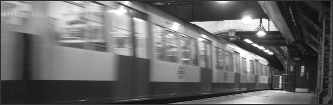 London tube slide2